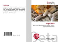 Bookcover of Zopiclone