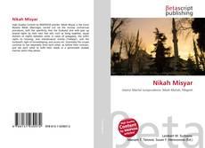 Portada del libro de Nikah Misyar