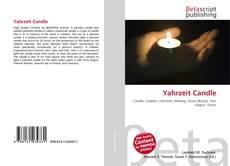 Bookcover of Yahrzeit Candle