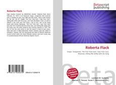 Bookcover of Roberta Flack