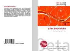 Bookcover of Sabri Boumelaha