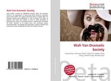 Portada del libro de Wah Yan Dramatic Society