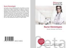 Nurse Stereotypes kitap kapağı