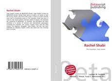Bookcover of Rachel Shabi