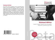 Bookcover of Waheed Akhtar