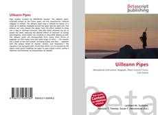 Bookcover of Uilleann Pipes