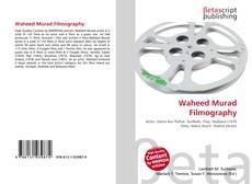 Buchcover von Waheed Murad Filmography