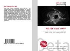 Capa do livro de XM156 Class I UAV