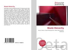 Bookcover of Waste Hierarchy