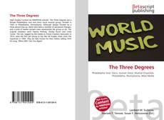 Copertina di The Three Degrees