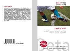 Portada del libro de Zaenal Arif