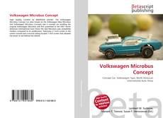 Couverture de Volkswagen Microbus Concept
