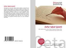 Bookcover of Zafar Iqbal (poet)