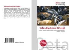 Borítókép a  Valais Blacknose (Sheep) - hoz
