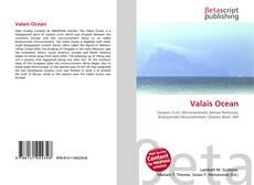 Borítókép a  Valais Ocean - hoz