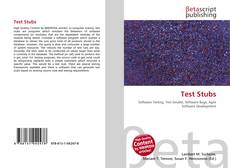 Test Stubs的封面