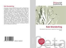 Rob Wonderling kitap kapağı