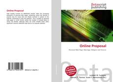 Bookcover of Online Proposal