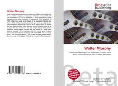 Buchcover von Walter Murphy