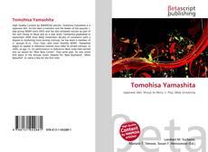 Bookcover of Tomohisa Yamashita