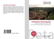 Bookcover of Valandovo Municipality