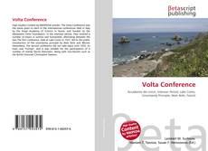 Bookcover of Volta Conference