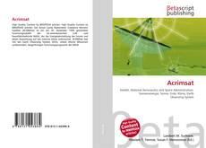 Capa do livro de Acrimsat