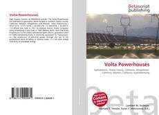 Bookcover of Volta Powerhouses
