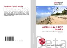 Bookcover of Agroecology in Latin America
