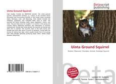 Обложка Uinta Ground Squirrel