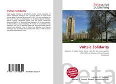Bookcover of Voltaic Solidarity