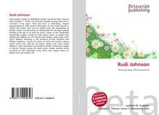 Bookcover of Rudi Johnson