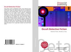 Occult Detective Fiction的封面