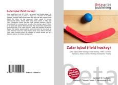 Bookcover of Zafar Iqbal (field hockey)