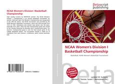 Bookcover of NCAA Women's Division I Basketball Championship