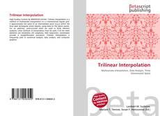Bookcover of Trilinear Interpolation