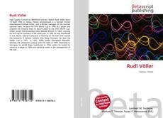 Bookcover of Rudi Völler
