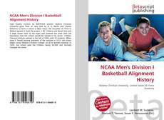 Bookcover of NCAA Men's Division I Basketball Alignment History