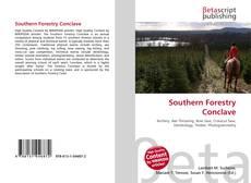 Borítókép a  Southern Forestry Conclave - hoz
