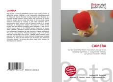 Bookcover of CAMERA