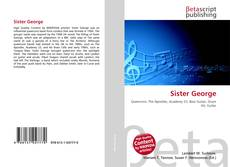 Bookcover of Sister George
