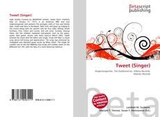 Buchcover von Tweet (Singer)