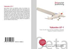Bookcover of Yakovlev UT-1
