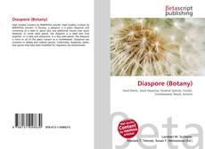 Copertina di Diaspore (Botany)