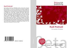 Bookcover of Rudi Protrudi