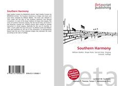 Bookcover of Southern Harmony