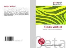 Couverture de Vampire Weekend
