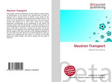 Bookcover of Neutron Transport