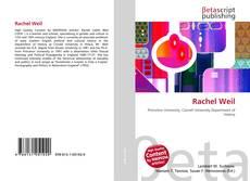 Couverture de Rachel Weil