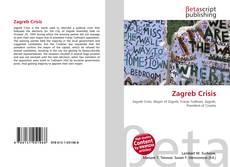 Buchcover von Zagreb Crisis